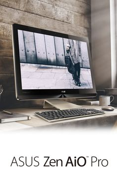 Seeing is believing| Zen AiO Pro is recognized as one of the best all-in-one PC.