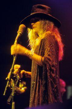 Stevie Nicks and I share the same birthday
