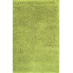 Fabu Lime (Green) 8 ft. x 8 ft. Round Area Rug