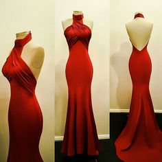"""Nice long dress on red Popular Ladies""""}, """"http_status"""": window. Elegant Dresses, Sexy Dresses, Fashion Dresses, Formal Dresses, Pretty Outfits, Pretty Dresses, Backless Prom Dresses, Beautiful Gowns, Look Fashion"""