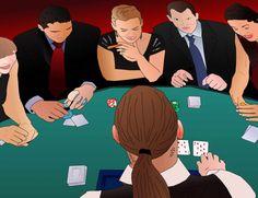 Tre Enkle Trinn for å Forbedre Blackjack Spill