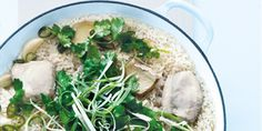 One-Pot Chinese Chicken  .....  Donna Hay   ..... Fast, Fresh, Simple .and video