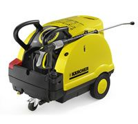 Karcher Pressure Washer for commercial use - Sheepbridge Industrial Estate in Chesterfield, Derbyshire.