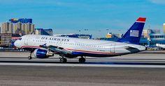 https://flic.kr/p/VGUNcK | N107US US Airways 1999 Airbus A320-214 - cn 1052 | Las Vegas - McCarran International Airport (LAS / KLAS) USA - Nevada, January 15, 2011 Photo: Tomás Del Coro