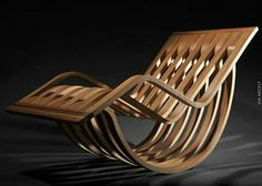 "MIRI MIZRAHI ""Gala"" Rockin Chair"