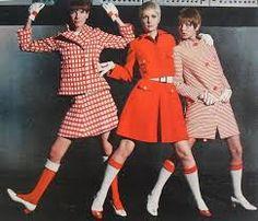Resultado de imagem para yves saint laurent roupas anos 60