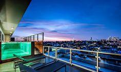 Cubo Penthouse in Victoria Australia