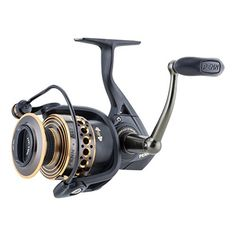 Arm yourself for the most punishing saltwater battles with the Penn Battle II Spinning Fishing Reel. Crafted from durable materials and packed with fish-fighting features this saltwater reel is engin. Best Fishing Reels, Fishing Hole, Sport Fishing, Going Fishing, Fishing Tips, Fishing Tackle, Fishing Lures, Saltwater Reels, Saltwater Fishing