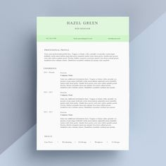 How To Do Cover Letter For Resume Stylish Resume Template And Cover Letter Cv Design Inlandedco .