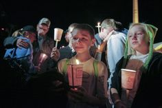 Family members of Autumn Pasquale participate in a candlelight vigil in Clayton, N. About 200 law enforcement officials and hundreds more volunteers searched for a southern New Jersey girl who disappeared over the weekend. Diabetes Facts, Safety Rules, Talk To Strangers, New Clip, Jersey Girl, Pictures Of The Week, Black Animals, Nbc News