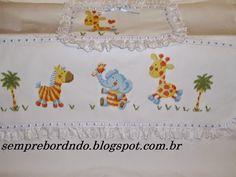 Cute Cross Stitch, Beaded Cross Stitch, Cross Stitch Designs, Baby Pillows, Baby Bibs, Hand Sewing, Embroidery, Fifa, Embroidered Towels