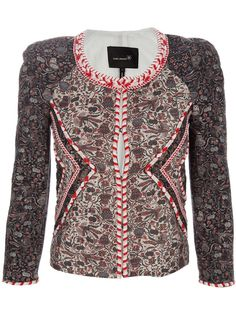 ISABEL MARANT JACKET @Michelle Coleman-HERS