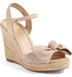 a7961148d30 Main Image - kate spade new york jane espadrille wedge sandal (Women)