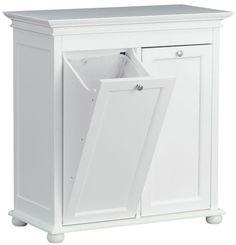 Home Decorators - Hampton Bay Tilt-Out Hamper - $179