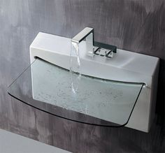 Modern design ideas: 20 stylish faucets and sinks for your home