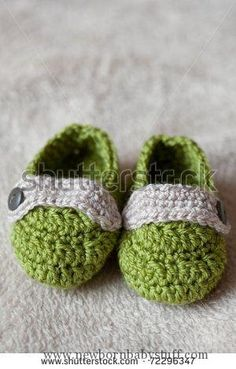 Crochet Baby Booties FREE CROCHET BABY SHOES | Crochet For Beginners...