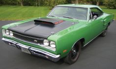 1969 1/2 A12 Super Bee 440 Six Pack