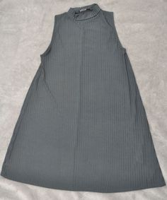 Ladies Grey Size 10 Dress Vest sleeveless Formal Casual Work Wear By Boohoo  #BOOHOO #Sleeveless #Formal