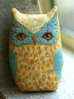 painted_owl_flickr_roundup