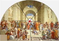 Razón, proporción y perspectiva #Matematicas #arte
