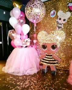 Кому такую красоту? L.O.L. party Фото взято в одной из вдохновляющих меня страничек #candybar #lolparty #party #кендибар #экибастуз #фотозона #лолвечеринка
