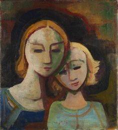 Karl Hofer (1878-1955) was een Duits kunstschilder, overwegend gerekend tot de stroming van het expressionisme.Na de Eerste Wereldoorlog verwierf Hofer vooral bekendheid als expressionistisch kunstschilder. De invloed van met name Die Brücke is duidelijk herkenbaar in zijn werk, maar zelf zou hij zich nooit aansluiten bij een van de vele expressionistische bewegingen die in die jaren in Duitsland actief waren.