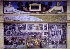 Mexican+Muralism+Movement:+++Jose+Orozco,+Diego+Rivera,+and+David+Siqueiros