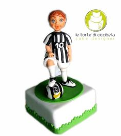 Juventus  Cake by LeTorteDiCiccibella
