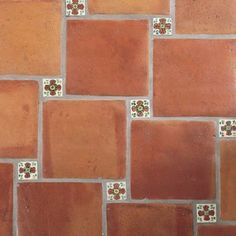 mexican rustic floor tiles