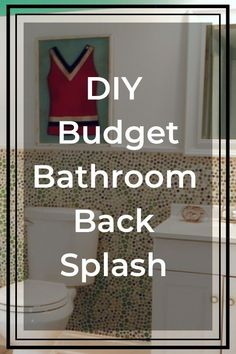 Transform Your Boring Bathroom With An Absolutely Lovely Colored Gemed Full Wall Backsplash Inspiration Bathroom Inspiration Diy Home Decor Diy Bathroom Decor Diy Home Decor Bathroom Update Bathroom Gems Dollar Store Budget Decor Budget Dollar Store Diy On A Budget, Decorating On A Budget, Porch Decorating, Diy Bathroom Decor, Diy Home Decor, Bathroom Cleaning, Decorating Bathrooms, Budget Bathroom, Bathroom Organization
