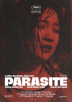 Parasite // Alternative Movie Posters