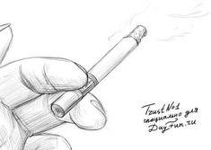 New ideas for book art painting texts Sad Drawings, Dark Art Drawings, Pencil Art Drawings, Art Drawings Sketches, Human Drawing, Book Drawing, Cigarette Drawing, Eye Drawing Tutorials, Still Life Drawing