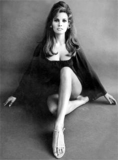 Recently found out who my mom named me after .. The iconic 60's sex symbol Raquel Welch.. Well play mum well played #DesireeRachquel