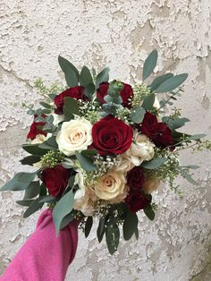 Find images and videos about flowers, wedding and bouquet on We Heart It - the app to get lost in what you love. Prom Flowers, Fall Wedding Flowers, Flower Bouquet Wedding, Floral Wedding, Bridal Bouquet Fall, Autumn Wedding, Dream Wedding, Wedding Day, Wedding Table