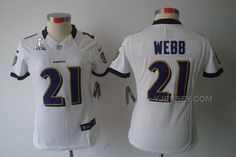 http://www.yjersey.com/online-nike-ravens-21-webb-white-women-limited-2013-super-bowl-xlvii-jersey.html Only$36.00 ONLINE #NIKE RAVENS 21 WEBB WHITE WOMEN LIMITED 2013 SUPER BOWL XLVII JERSEY Free Shipping!