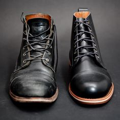 """1,403 Likes, 42 Comments - HELM Boots (@helmboots) on Instagram: """"Muller Black 