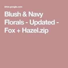 Blush & Navy Florals - Updated - Fox + Hazel.zip