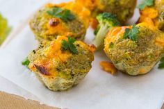 Enter these Broccoli Cheddar Quinoa Cups. They're delicious snacks that are perfect for bringing with you on the go.