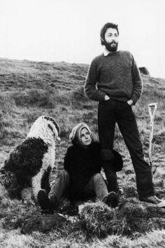 ''Casarme con Linda fue lo que más felicidad me dio en mi vida.'' Paul McCartney.