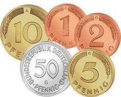 Deutsche Mark  DM  80s