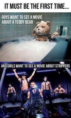 new movie realease  Magic Ted