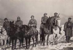 Hellenic Army, Greek History, Military History, Historical Photos, Ww2, Camel, Greece, World, Animals