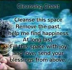 Cleansing