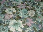 "2 1/2 YARDS TERRYCLOTH FABRIC W/36""RETRO VINTAGE FLOWER 60'S 70'S PATTERN NICE - #pattern, 60's, 70'S, fabric, FLOWER, nice, terrycloth, vintage, W/36RETRO, yards"