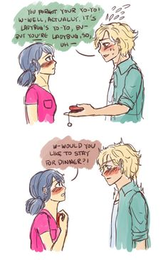 This is a side blog dedicated to the upcoming show: The Miraculous Ladybug! Looking forward to all...