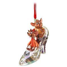 Christmas Ornaments - Disney Store 2011
