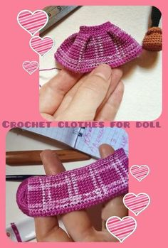 Present to you the pattern for doll clothing in En Crochet Jacket Pattern, Crochet Dolls Free Patterns, Crochet Doll Pattern, Crochet Doll Dress, Crochet Barbie Clothes, Barbie Clothes Patterns, Dress Patterns, Crochet Baby, Free Crochet