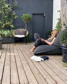 Casa Patio, Small Backyard Patio, Outdoor Landscaping, Outdoor Gardens, Garden Pool, Balcony Garden, Outdoor Spaces, Outdoor Living, Interior Balcony