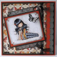 Butterfly Fly Away.... by semsee - Cards and Paper Crafts at Splitcoaststampers