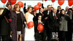 "Local Couple Says Valentine's Day ""I Do"" On Mt. Washington « CBS Pittsburgh  Pittsburgh Wedding - Mt. Washington Overlook"